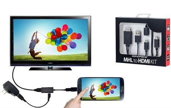 How To Connect Phone To TV With HDMI