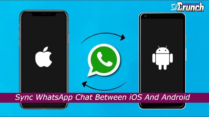Sync WhatsApp Chat Between iOS And Android