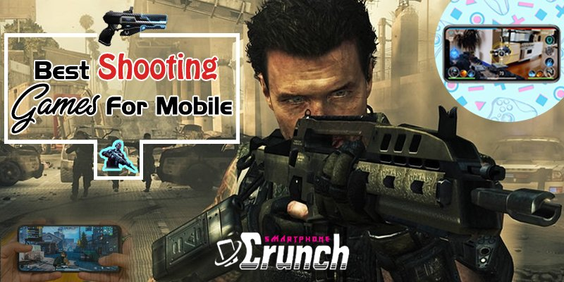 best shooting games for mobile