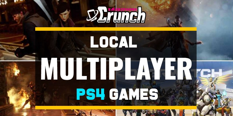 Local multiplayer PS4 games