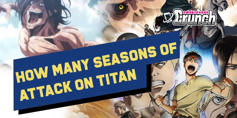 how many seasons of attack on titan